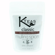 Classic Mulling Spices - K Teas sour hibiscus (KT301)