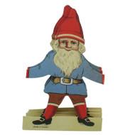 Paper Cutout - Christmas Tomte Gammeldags (BK-20)
