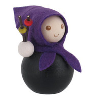 Loitsunoita Easter Witch - Black (B5790)