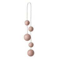 Oksakoru Tree Decoration - Pink (B6496)