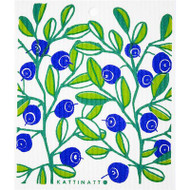 Swedish Dishcloth - Blueberries (56197)