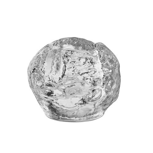 Nordic Lights Snowball Votive - Kosta Boda