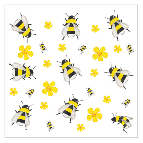 Honey Bees Paper Luncheon Napkins - 20 Pk (1331948)