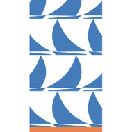 Sail Away Guest Towel Napkins - 15 Pk. (13791G)