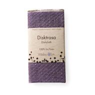 Linen Disktrasa Dishcloth - Lilac (91-11)
