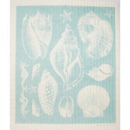 Swedish Dishcloth - Seashells (219.38)