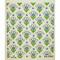 Swedish Dishcloth - Blue Flowers (70673)