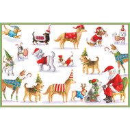 Waiting For Santa Christmas Card Box C Size 16 In (87228)
