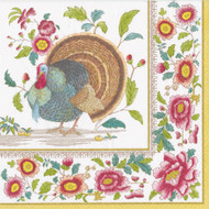 Thanksgiving Setting Paper Napkins and Plates (14170)