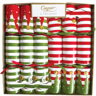 Christmas Crackers - Stocking Stripe (CK080)