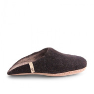 Egos Copenhagen Slipper - Black (302)