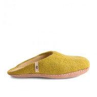 Egos Copenhagen Slipper - Lime Green (307)