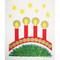 Swedish Dishcloth - Advent Candles (219.60)