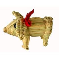 """Straw Pig - 2.5"""" (H1-202)"""