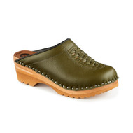 Wright Clogs - Loden Green (6166-284)