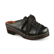 Lebowski Clogs in Black (5875-011)