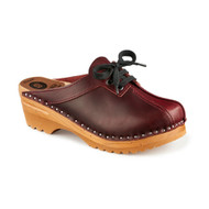 Audubon Clogs in Black Cherry (6867-316)
