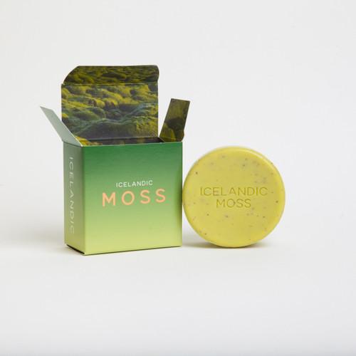 Hallo Sapa Icelandic Moss Soap (SD485)