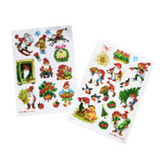Christmas Stickers - 2 Pack (5248)