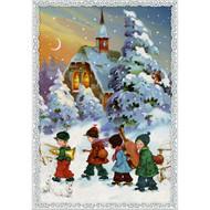"""Advent Calendar - Children's Band - 4.5"""" x 6.75"""" (94372D)"""