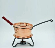 Copper Glogg Pot w/Ladle (2106P)