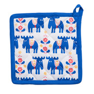Dala Moose Potholder (86804)