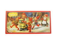 Scandinavian Christmas Poster - Jultomtar Feast (BKP5)