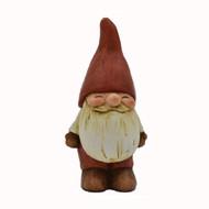 Papa Luva Tomte Santa Figure - Ceramic (9010)