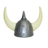 Viking Helmet - Silver