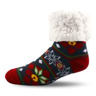 Christmas Red Slipper Socks (CH-RD-SS)