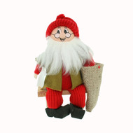 "Tomte w/Sack on Bench - 7"" (21709)"