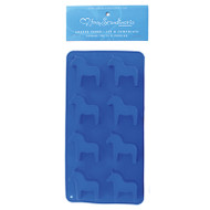Dalahorse Ice Cube Tray/Mold - Blue (57061B)