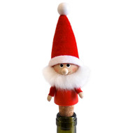 "Tomte Bottle Cork/Stopper - 4"" - Wooden (26304)"