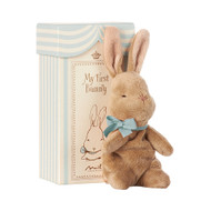 Maileg My First Bunny - Boy Blue - Gift Boxed (16-7931)