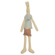 Maileg Boy Rabbit - Medium - 20 inches ears to toe! (16-3210)