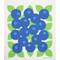 Swedish Dishcloth - Blueberry Patch (219.42)