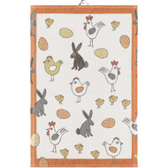 Ekelund Tea/Kitchen Towel - Honor & Harar (Honor & Harar)