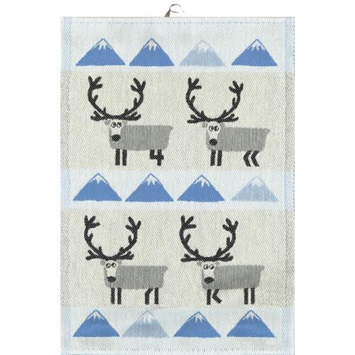 Ekelund Tea/Kitchen Towel - Norrland (Norrland)