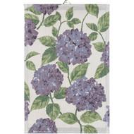 Ekelund Tea/Kitchen Towel - Bla Hortensia (Bla Hortensia)