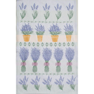 Tea/Kitchen Towel - Lavender (4-Lav)