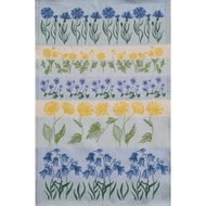 Tea/Kitchen Towel - Swedish Floral (4-SW Flor)