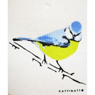 Swedish Dishcloth - Bluebird (56215)