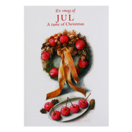 Notecard Folio - Jul - A Taste of Christmas - 8 Recipes In (68-JUL)