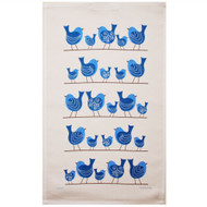 "Kitchen Towel - Birds On A Wire - 12"" x 20"" (220.68)"