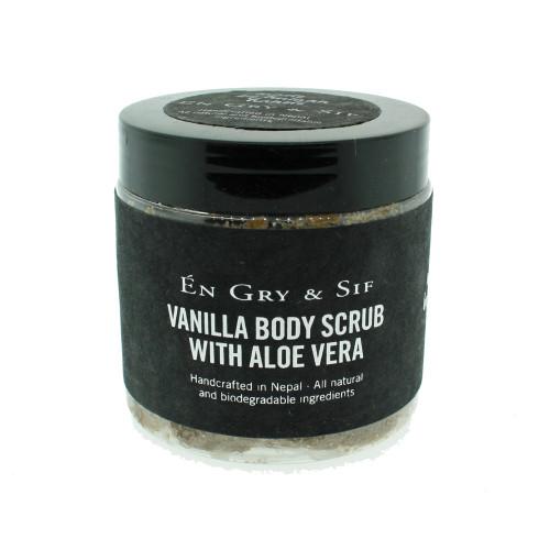 Vanilla Body Scrub w/Aloe Vera - 200 ml (8491191)