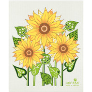 Swedish Dishcloth - Sunflower (DT1802)