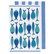 Dish Towel/Kitchen Towel Set - Fish Market - 2 Pc's (2232042)