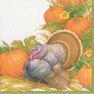 Thanksgiving Harvest Paper Luncheon Napkins - 20 PK (14910L)
