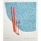 Swedish Dishcloth - Skis (219.84)