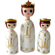 """Lucia Set - 4"""" - Gift Boxed (600)"""